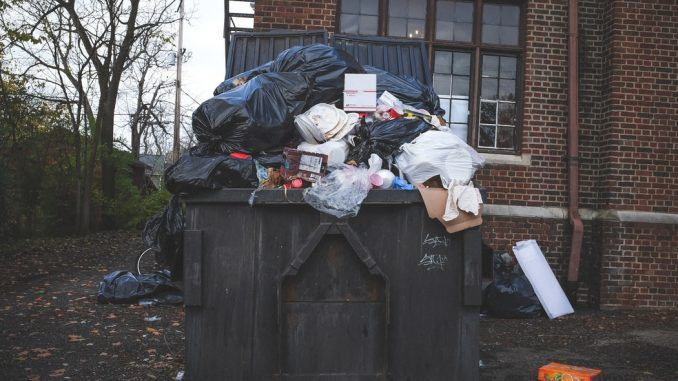 How garbage bins and efficient waste disposal go collectively