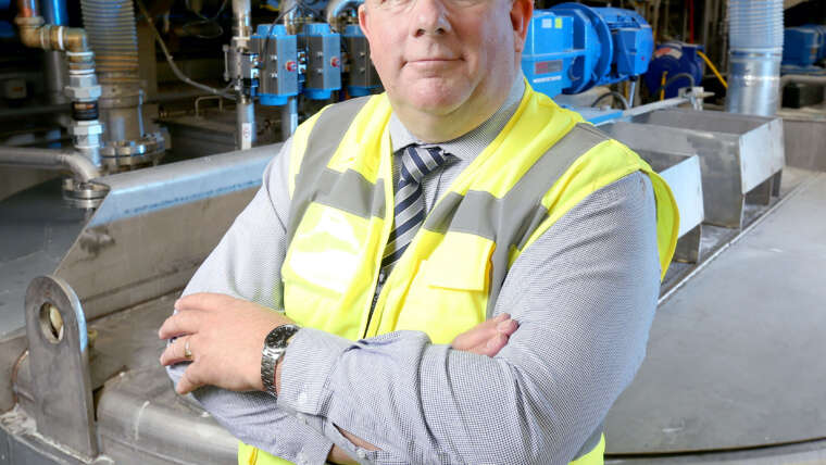 Christeyns performs a key position within the Bradford Manufacturing Weeks
