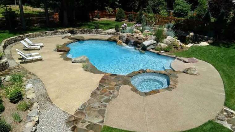 6 widespread pool deck choices
