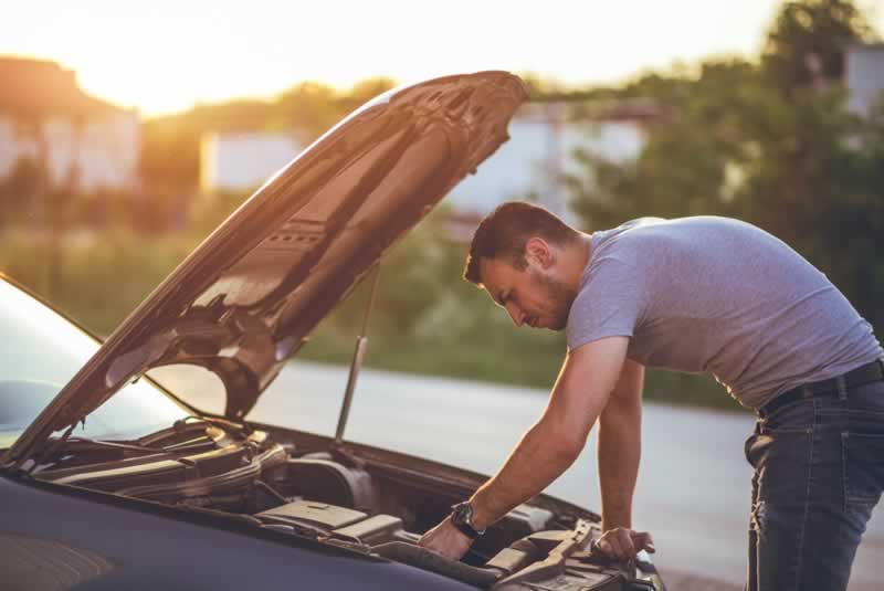You are able to do the automotive care and upkeep your self