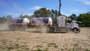 #FinishWaterWaste delivers 1 million liters to farmers