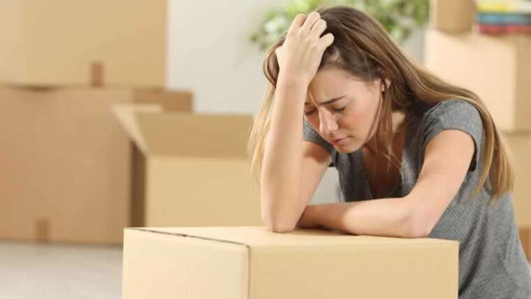 Scale back stress when shifting to a brand new house