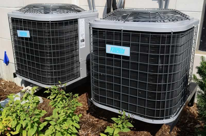 Which air conditioner is greatest to your house?