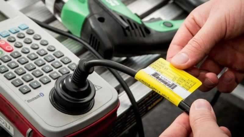What are the advantages of electrical check and tag providers?