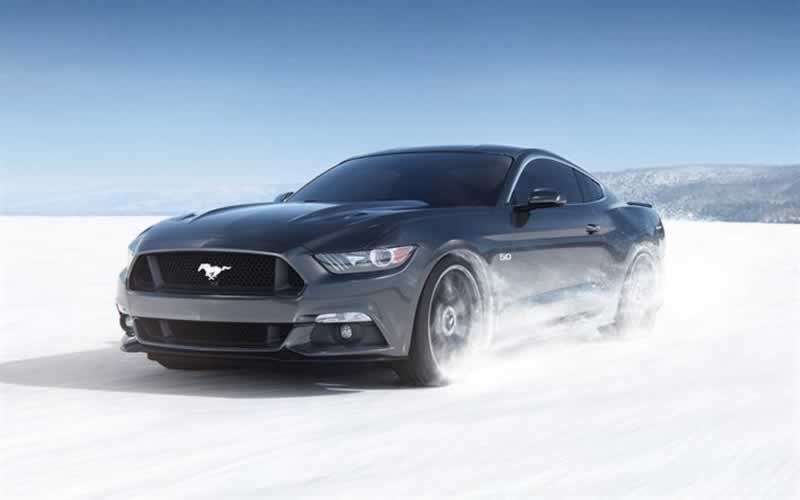 Winter must-haves to your Ford Mustang
