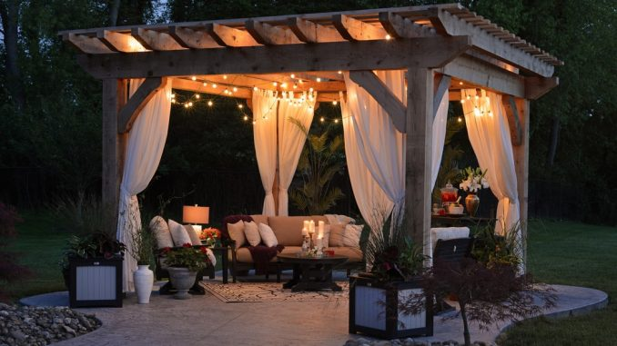three steps to residing seamlessly indoors and outdoor