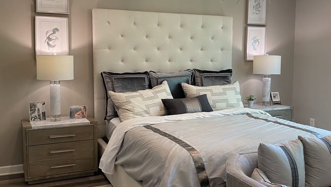 Small master suite concepts that pack a punch