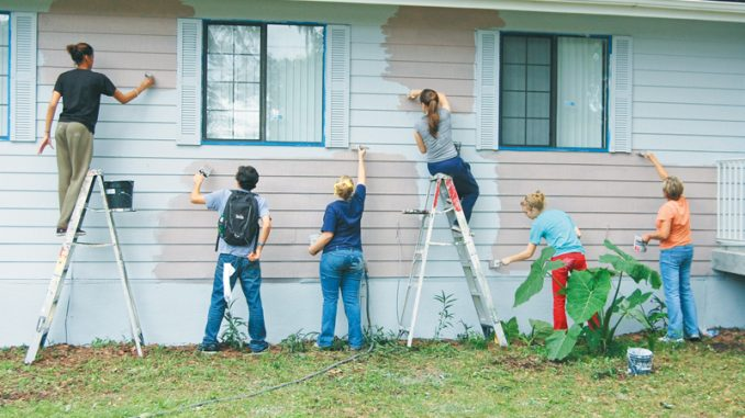 Numerous DIY jobs that you are able to do with totally different ladders round your private home