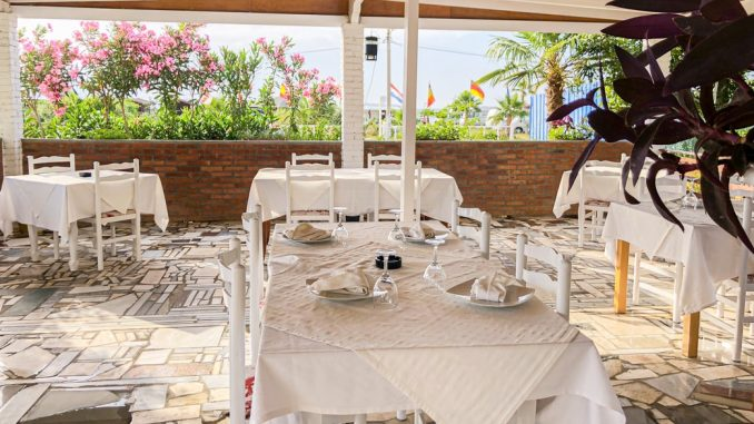 Organising the right restaurant for outside and patio furnishings