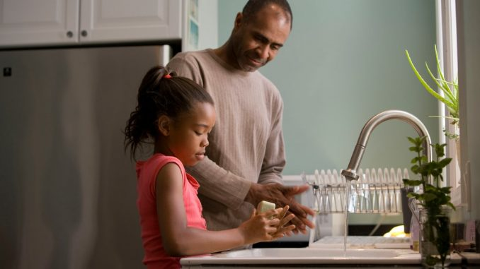 Convey the entire household on board with family cleansing throughout the pandemic