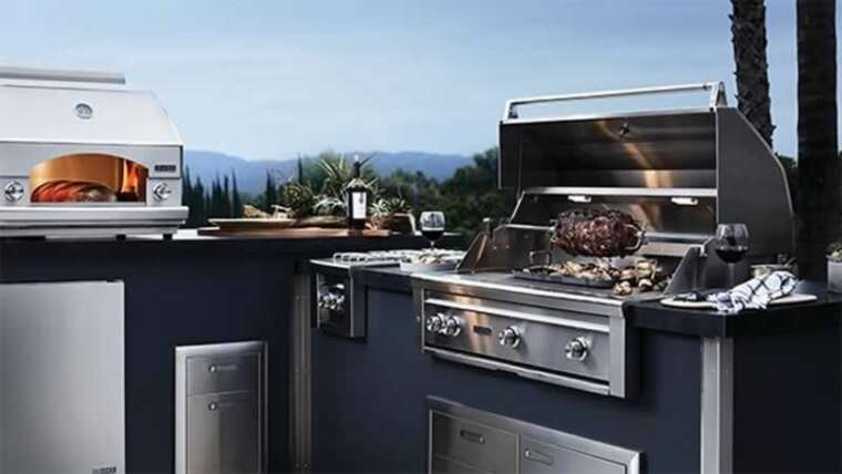 Home equipment you may wish to add to your out of doors kitchen