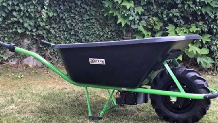 Battery sorts for motorized wheelbarrows