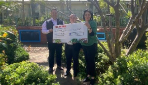 Foodland donates quite a bit to Vinnie's Ladies's Disaster Middle
