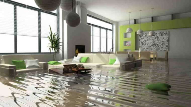 What to do if your private home floods