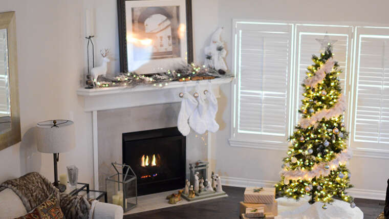 How you can put together your own home for visitors for Christmas