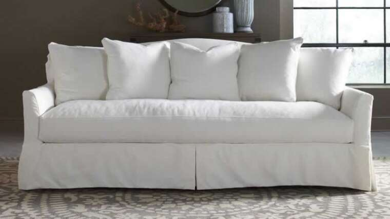 How to decide on an ideal couch slipcover