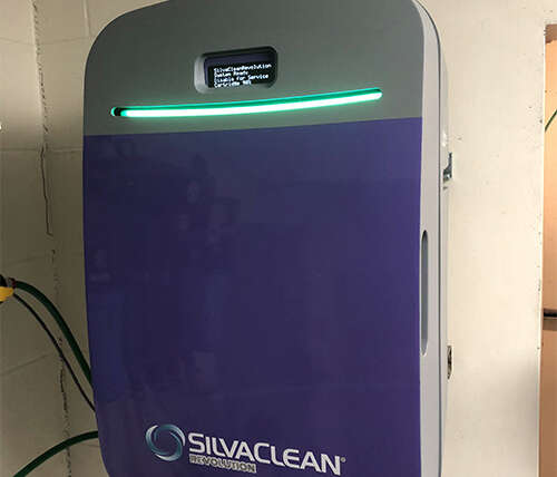Utilized silver disinfection expertise shines on the Miami Resort