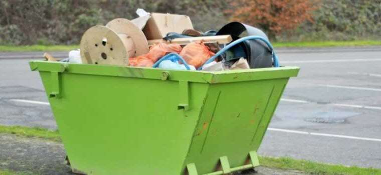 5 issues to contemplate earlier than renting a trash can