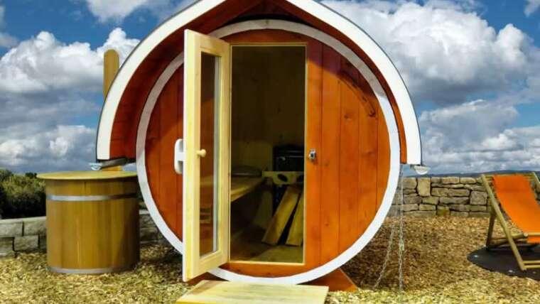 The way to construct an out of doors sauna