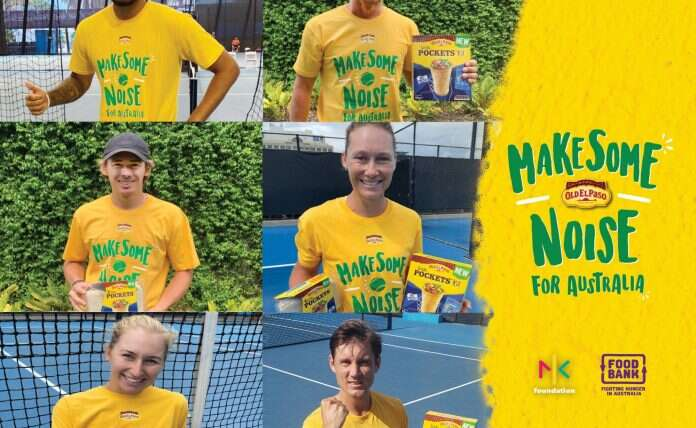 """""""Make some noise for Australia"""" with Nick Kyrgios"""