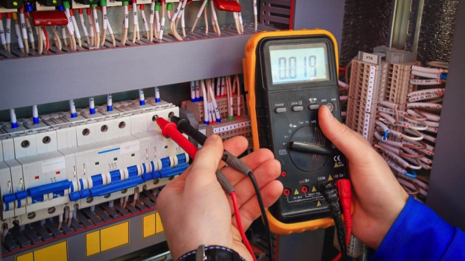 What's electrical testing and marking?