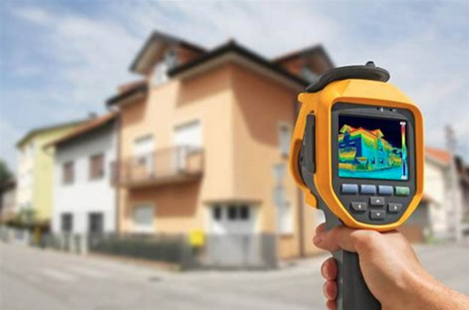 Benefits of thermal imaging for house inspection