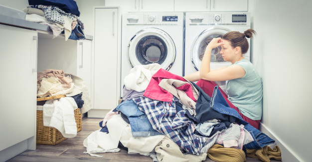 High renovation suggestions in your laundry