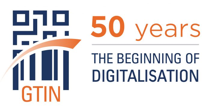 GS1 celebrates 50 years of digitization in retail