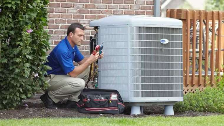 Advantages of getting heating, air flow, and air con restore engineers in Clinton IA