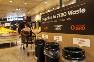 """Coles launches """"Collectively to Zero"""""""