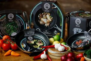 Earn MasterChef cookware at Coles