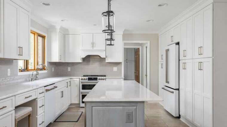 9 suggestions for designing your dream kitchen
