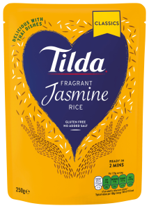 Tilda is including new flavors to the heating space