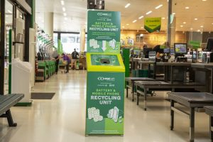 Woolworths rolls out 1,000 assortment bins for battery recycling