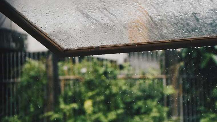Right here's easy methods to put together your house for April showers