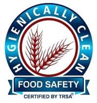 CVR Uniforms renews the Hygienically Clear FS certification