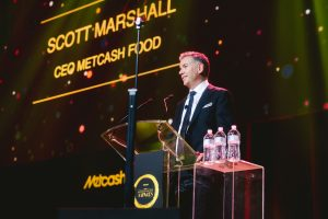 Metcash celebrates the annual Provider of the Yr Awards