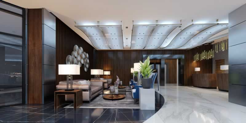 three designer ideas for a trendy lounge association