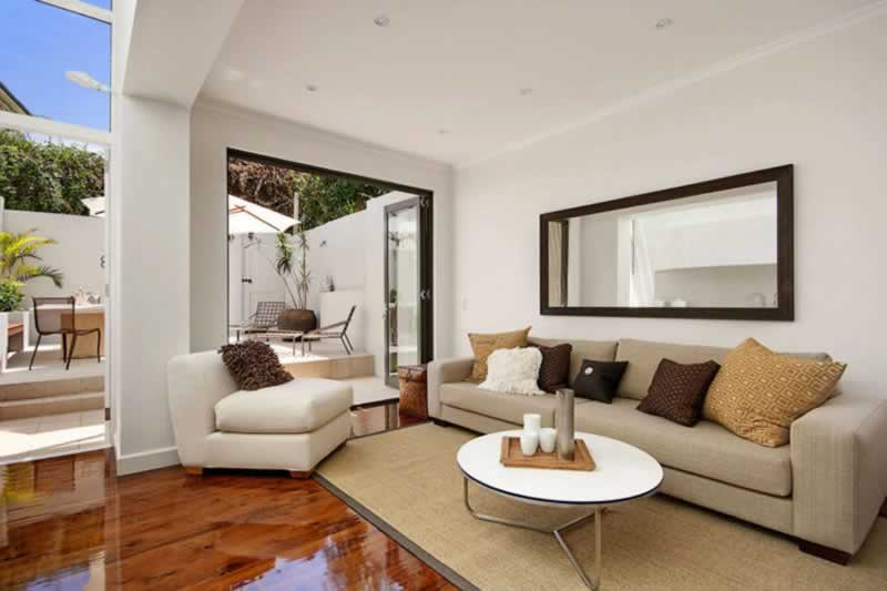 Superb concepts to replace your front room