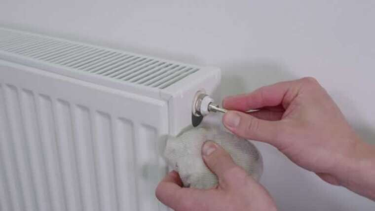 Suggestions for checking the radiators are working correctly