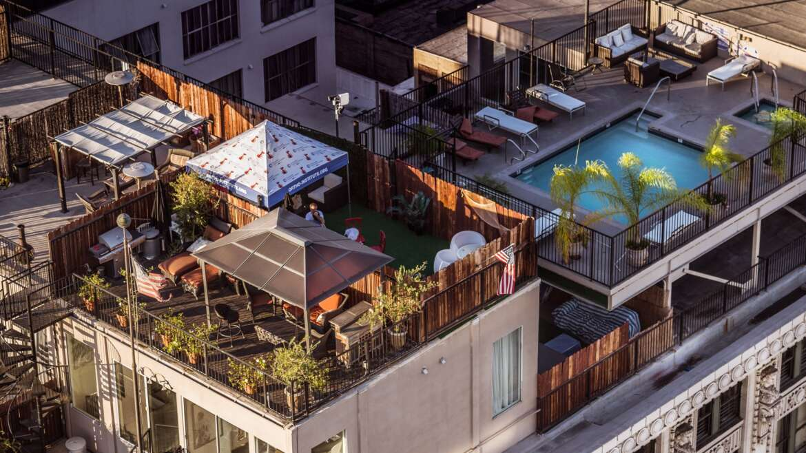 7 issues you could know earlier than constructing a rooftop terrace