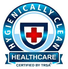 Updated with hygienically clear certification