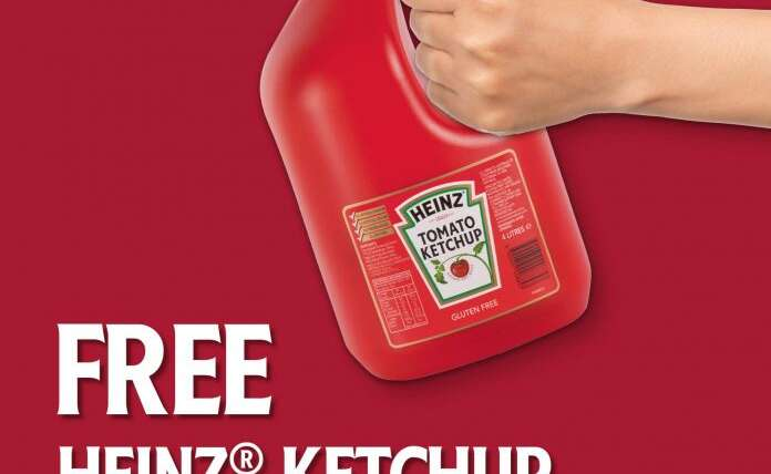 Kraft Heinz helps Melbourne firms with a cheeky donation