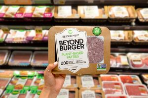 Past Burger now at Woolworths