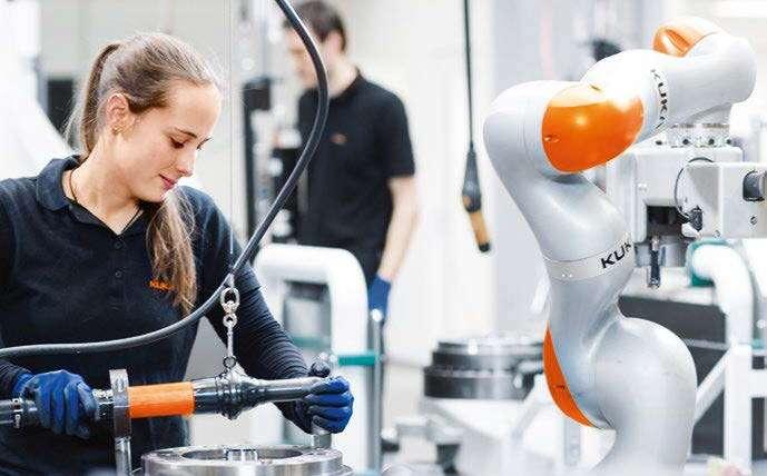 Robotics big KUKA joins Open IIoT. at