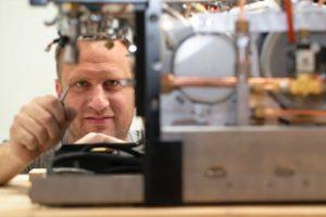 Guaranteeing the optimum efficiency of espresso machines