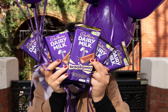 Cadbury surprises Aussies on World Chocolate Day