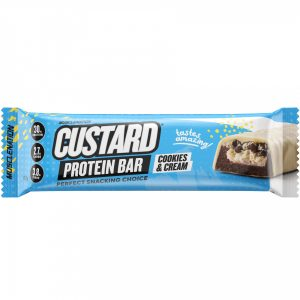 Muscle Nation launches custard protein bars with coles