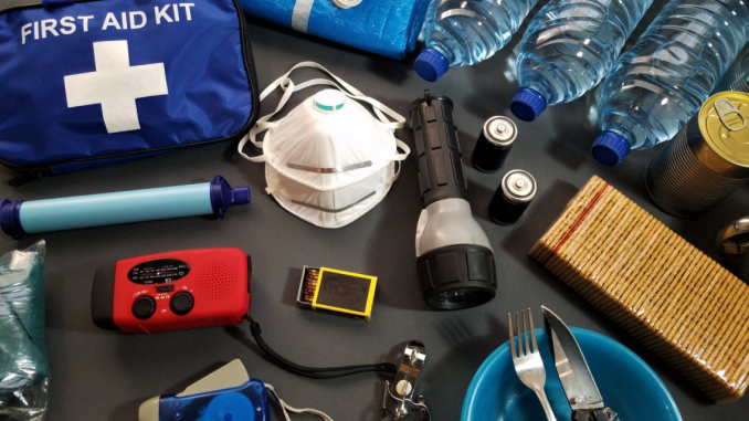10 gadgets to have in your first help equipment