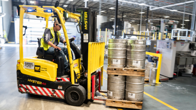 Tips on how to discover the fitting forklift truck whereas staying on funds